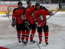 Roosters vs. Prague Amateurs 21.12.2011